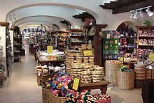 Cinco Soles shopping in Cozumel